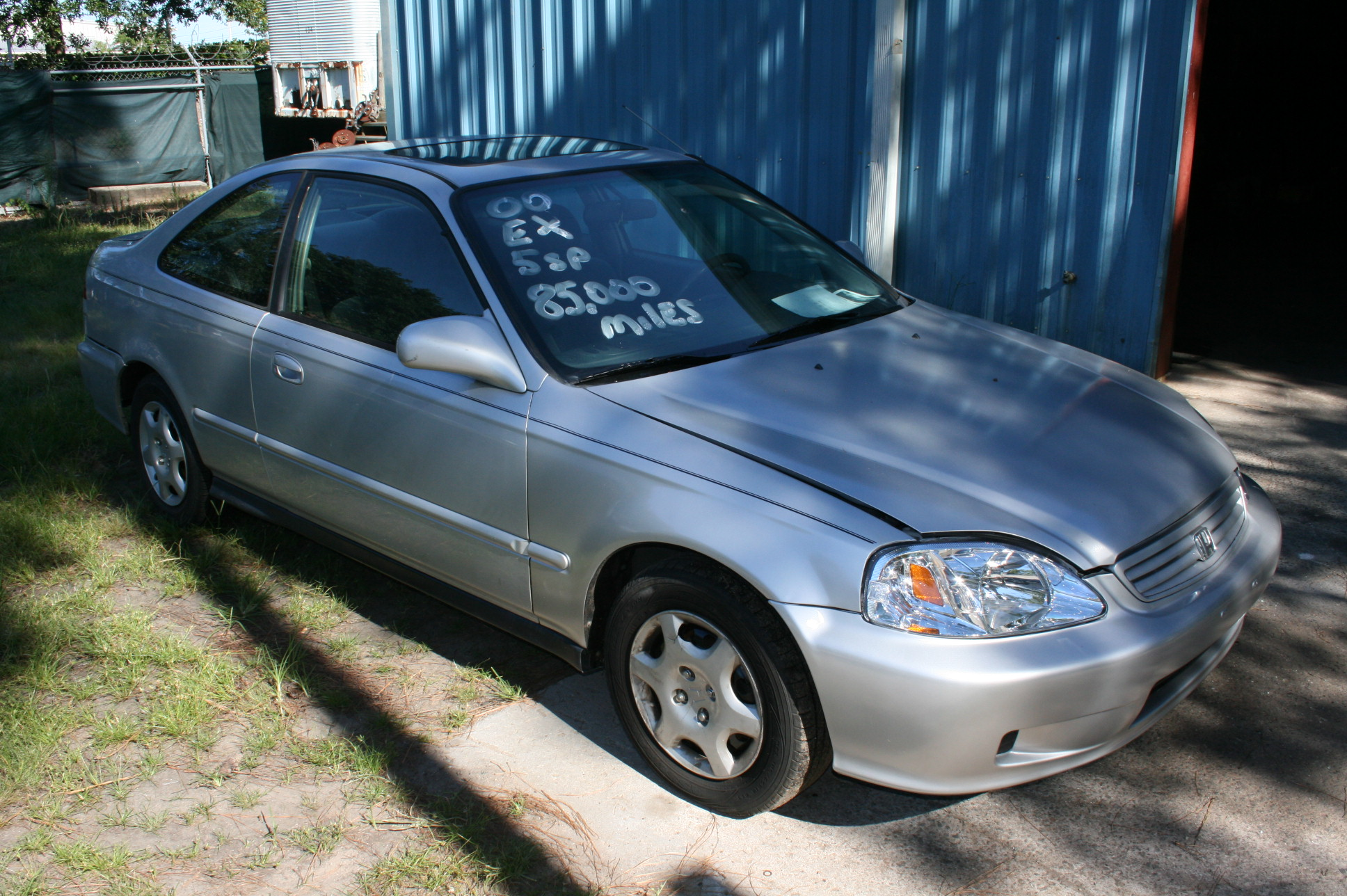 Auto inventory honda used parts north myrtle beach for Honda used inventory