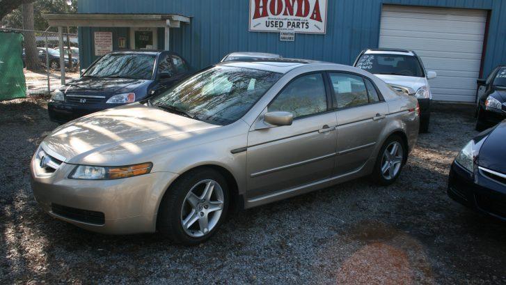 ACURA TL AUTOMATIC V Honda Used Parts North Myrtle Beach - Acura tl 2004 parts