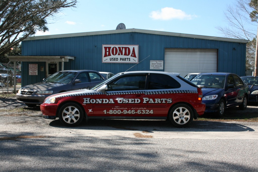 Honda Used Parts North Myrtle Beach Honda Used Parts Acura - Acura cl parts for sale