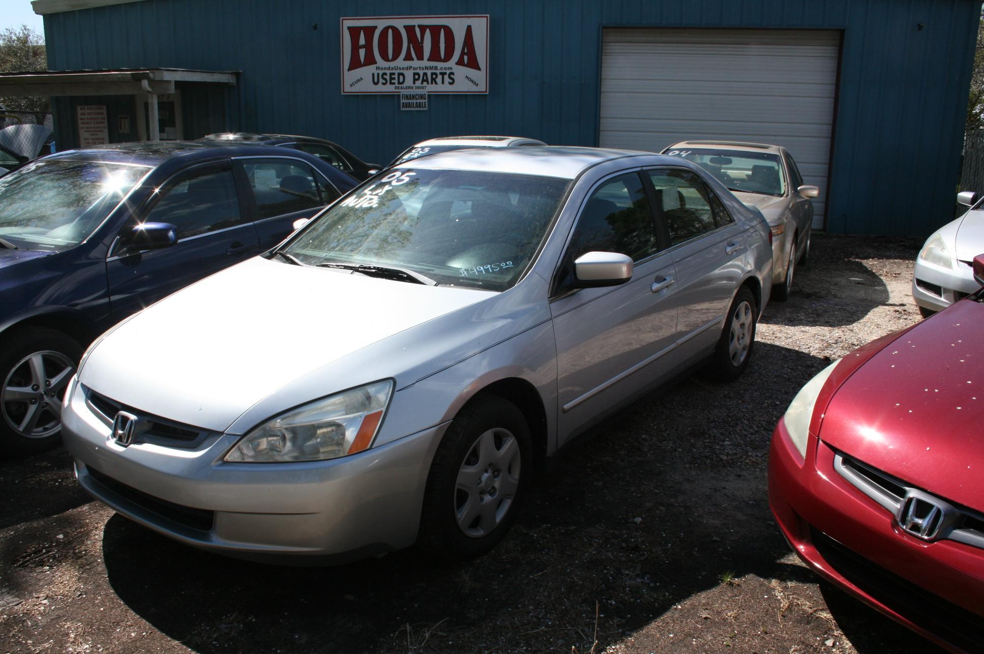 Honda Used Parts - North Myrtle Beach | Honda Used Parts